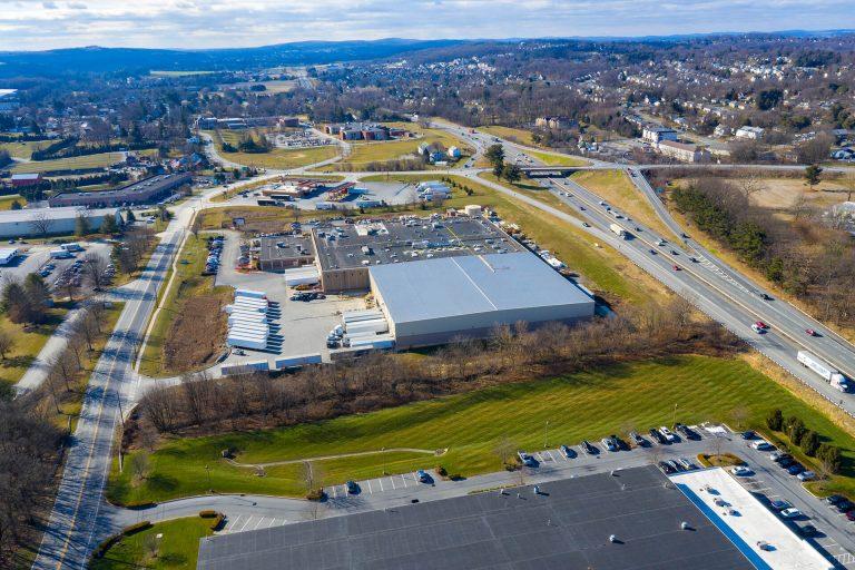 3775 Hempland Road - Aerial - Industrial Property