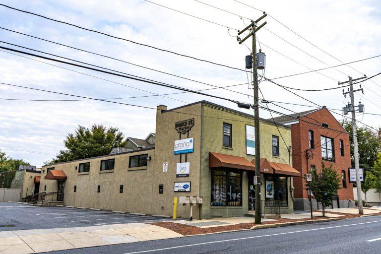 Prince Street Marketplace - Office Property