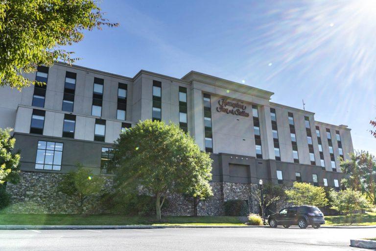The Konigmacher Mansion - Hampton Inn & Suites - Hospitality Property