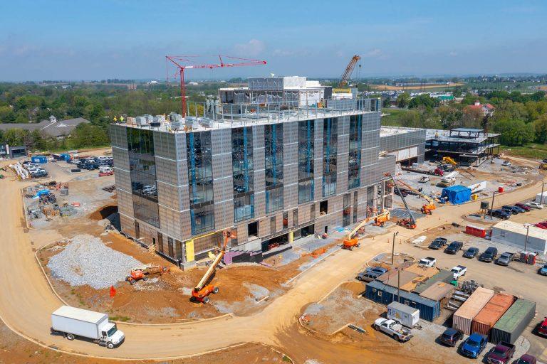 Penn State Health Lancaster Medical Center and Brookside Development - Construction - Healthcare Property