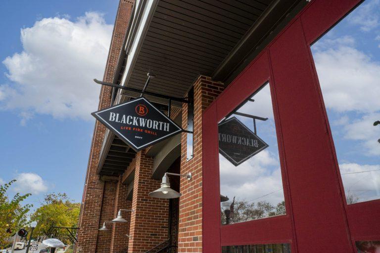 Blackworth Live Fire Grille - Retail Property