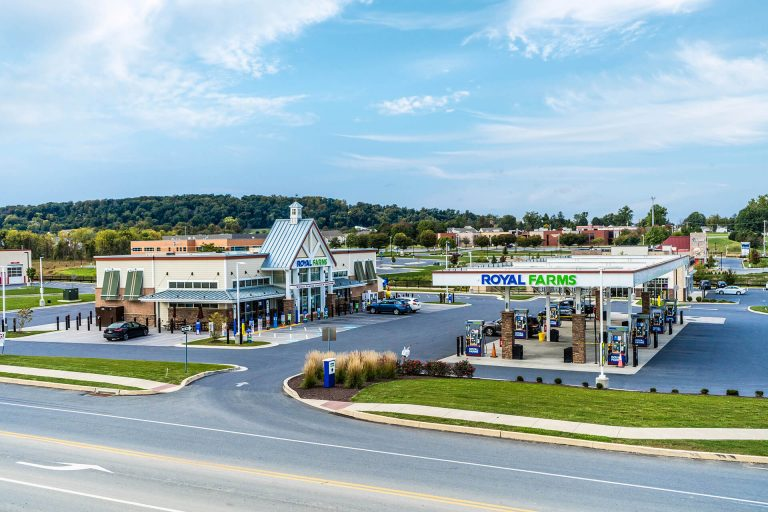 Lime Spring Square - Retail Property