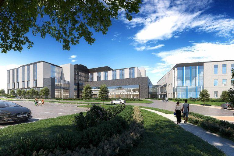 Penn State Health Lancaster Medical Center and Brookside Development- Healthcare Property