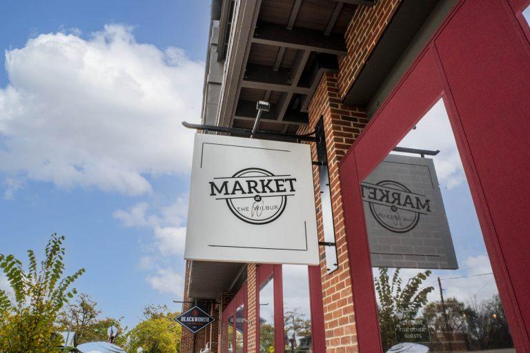 Market at the Wilbur - Retail Property