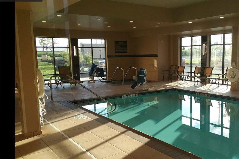 Mount Joy Hampton Inn and Suites by Hilton - Pool - Hospitality Property